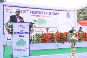 Hepatitis Day Celebration 4th Dec 2015