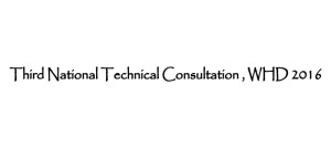 3rd National Technical Consultation 2016