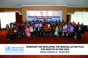 Participation in WHO SEAR Regional Consultation of The WHO Collaborating centers in SEAR