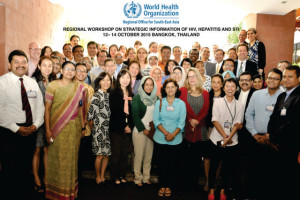 participation-in-who-sear-regional-workshop-on-strategic-information-of-hiv-viral-hepatitis-and-sti-12-14-october-2015-at-bangkok-thailand